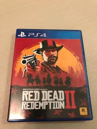 [PS4] 極新淨 Red Dead Redemption 2 碧血狂殺 rdr2