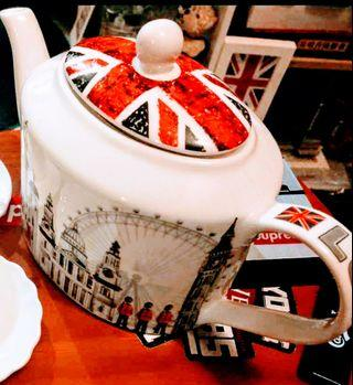 James sadler 英倫茶壺一個