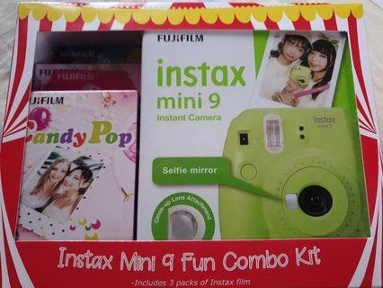 Fuji Instant Polaroid Camera!! 3 sets Sale!!!