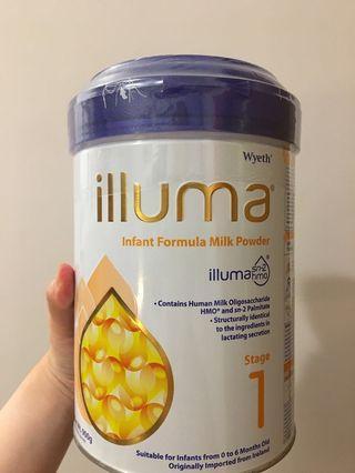illuma 1 食用期限至2020年5月
