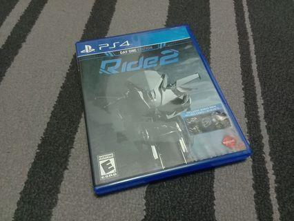 PS4 RIDE 2 (ALL)