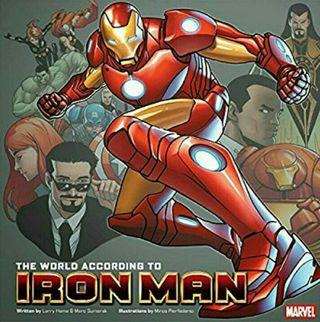 The World According to Iron Man.