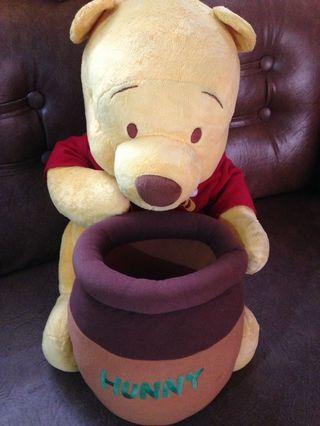 Original Winnie the pooh from japan