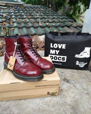 Dr Martens 1460 Red Cherry