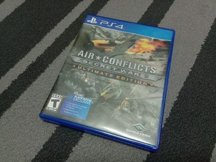 AIR CONFLICTS SECRET WARS (ALL)
