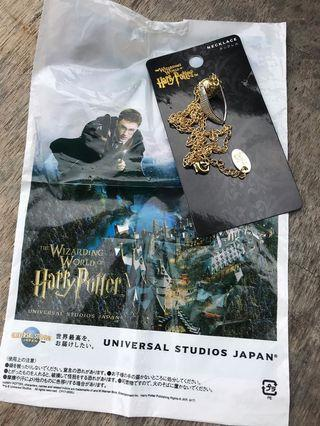 Kalung Golden Snitch USJ Harry Potter