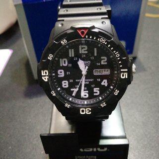 Casio Resin Dive digital Watch 電子錶