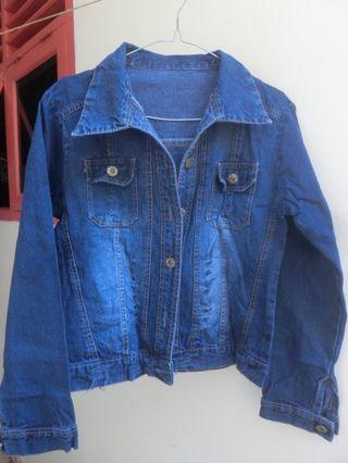 #SociollaCarousell Jaket Jeans Denim Jacket Jaket Denim