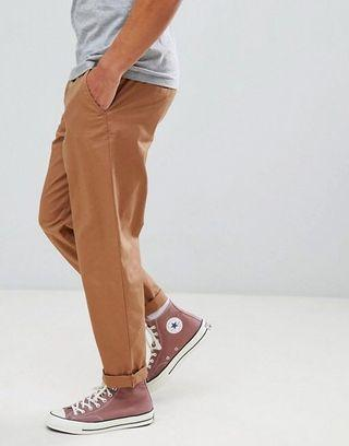 ASOS Relaxed Chinos