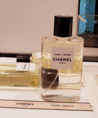 VIP Chanel limited edition Venise perfume