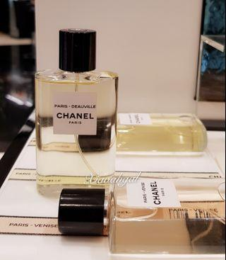 VIP Chanel limited edition Deauville perfume