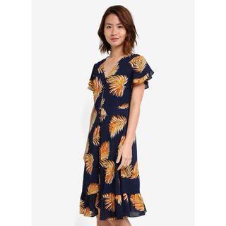 Zalora Button Down Sundress (Size XL)