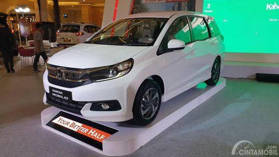 Promo dp murah!! Honda mobilio S MT