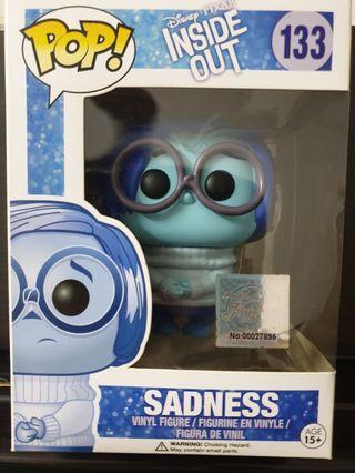 Original Funko Pop Sadness  #MGAG101