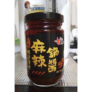 老騾子川味麻辣鍋醬290g~煮麻辣鍋/拌麵/炒菜
