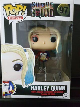 Original Funko Pop Harley Quinn  #MGAG101