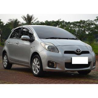 Toyota Yaris J Matic New Model 2012 Istimewa Tdp 8 Juta