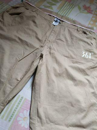 Celana Cargo / Cargo Pants 361, edisi Asian Games ukuran 3XL