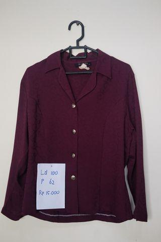 Purple Vintage Shirt