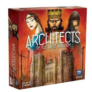 Architects of the West Kingdom KS edition + promo cards
