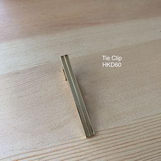 Tie Clip / Gold