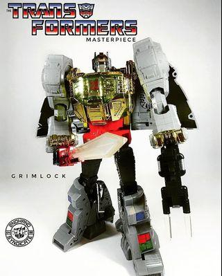 Mp-08 OS Reximus Prime Transformers loose complete mint