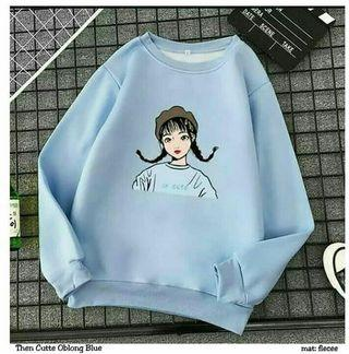 Sweater Lucu Cewe