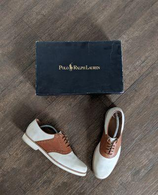 Polo Ralph Lauren - Lars Saddle Shoes