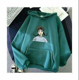 Hoodie sweater wanita