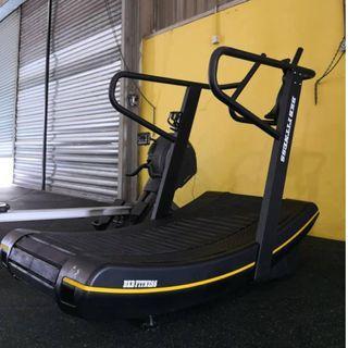 Curve Treadmill for Sale