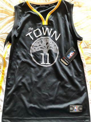 2017 NBA 勇士總冠軍球衣