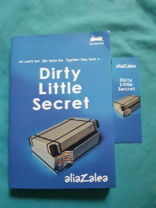 Novel Dirty Little Secret by aliaZalea