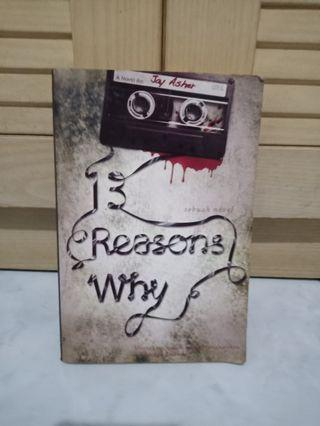 Novel Terjemahan 13 Reasons Why