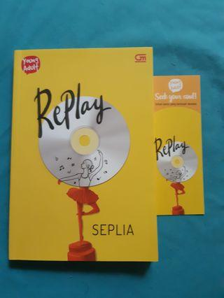 Novel Replay by Seplia