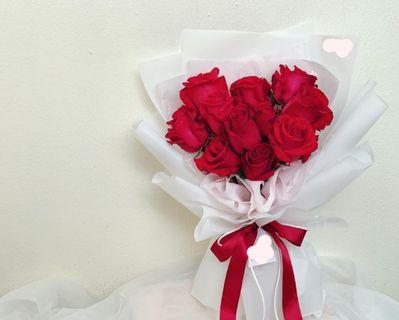Red RosesBouquet | Classic Red Roses
