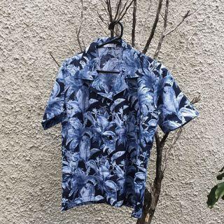 Azure summer shirt