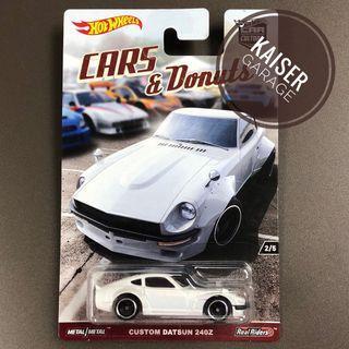 Hot Wheels Car Culture : Custom Datsun 240Z (Cars & Donuts)
