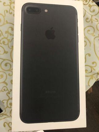 Iphone 7plus128g