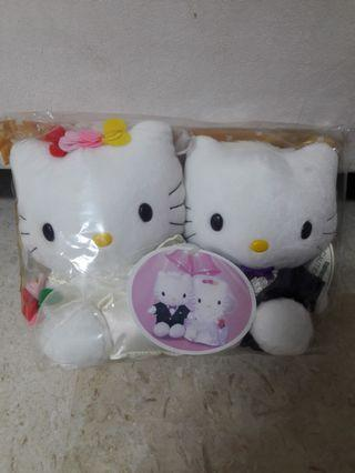 Hello Kitty Limited Edition Wedding Set