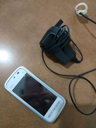 Nokia 5230 mobile phone