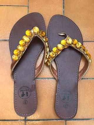 Flip flops from Thailand
