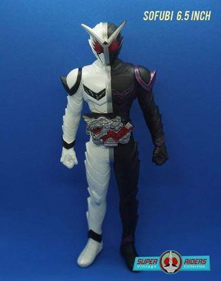 Kamen Rider W Series Sofubi