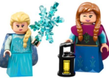 Lego Elsa & Anna 1 set $60