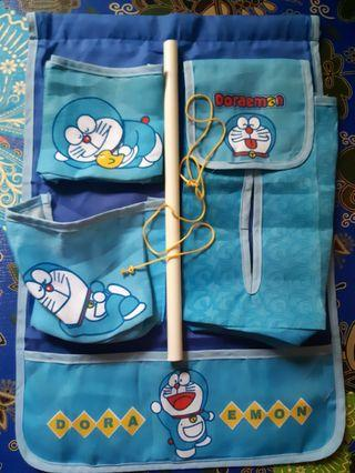 Pouch Gantung Doraemon