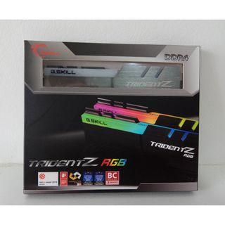2x8GB RGB Ram G.Skill TridentZ RGB DDR4 3000MHz