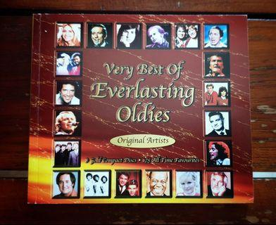 Very Best Of Everlasting Oldies CDs (9/10)