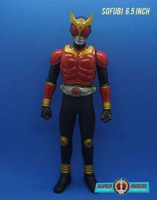 Kamen Rider Kuuga Series Sofubi