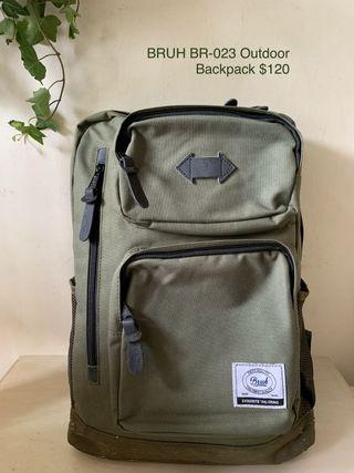 BRUH BR023 Outdoor Leisure Backpack