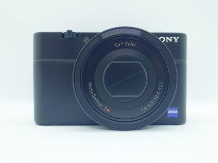 Sony Cyber-shot DSC-RX100 Mark1 MK1 RX100 Original