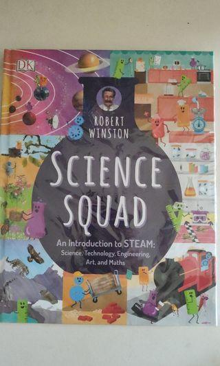 🚚 Science squad